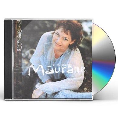Maurane TOI DU MONDE CD