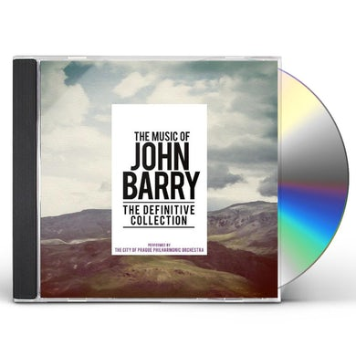 City Of Prague Philharmonic Orchestra MUSIC OF JOHN BARRY - THE DEFINITIVE CD