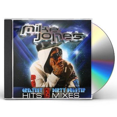 Mike Jones GREATEST HITS & DIRTY DUBSTEP MIXES CD