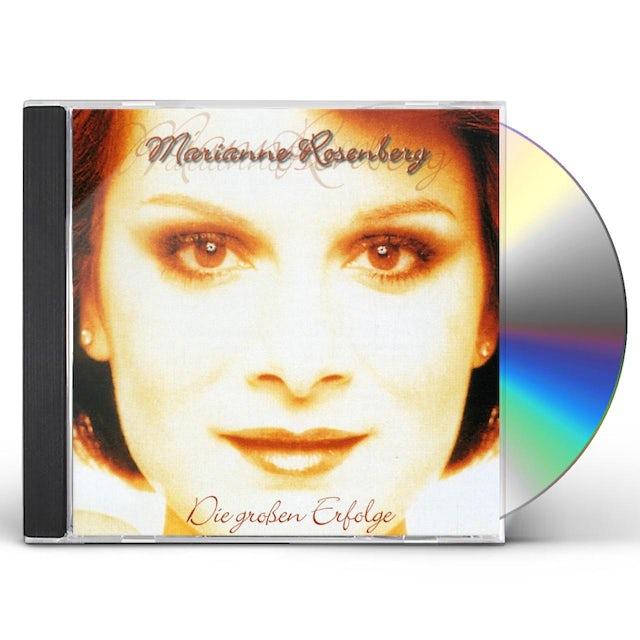 Marianne Rosenberg DIE GROSSEN ERFOLGE CD