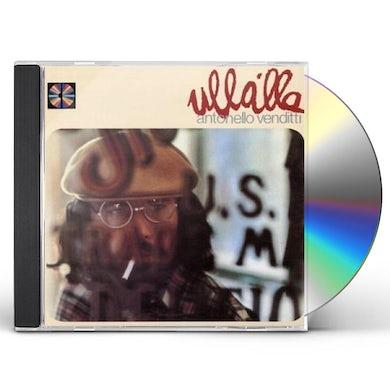 Antonello Venditti ULLALLA CD