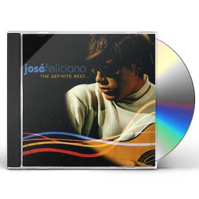 Jose Feliciano DEFINITE BEST CD