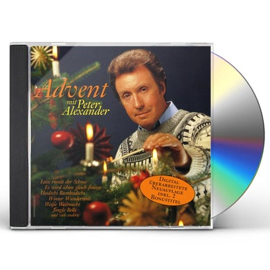 ADVENT MIT PETER ALEXANDER CD