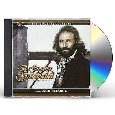 Carlo Rustichelli IL GIOVANE GARIBALDI / Original Soundtrack CD