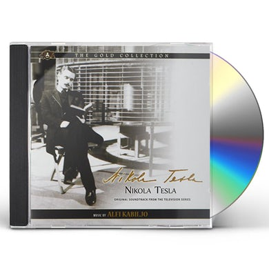 Alfi Kabiljo NIKOLA TESLA / Original Soundtrack CD