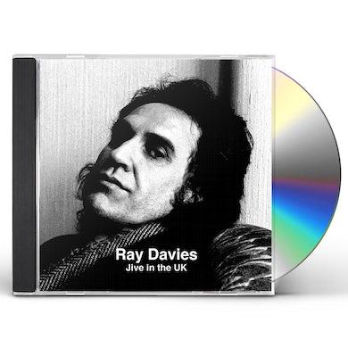 Ray Davies JIVE IN UK CD