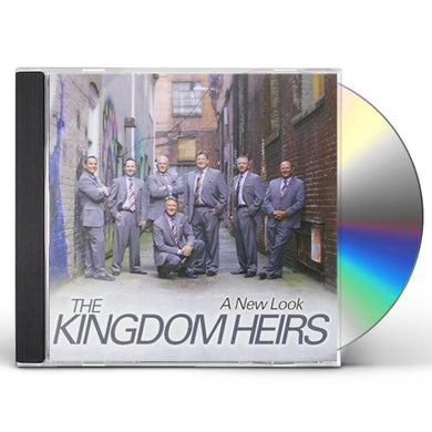 Kingdom Heirs NEW LOOK CD