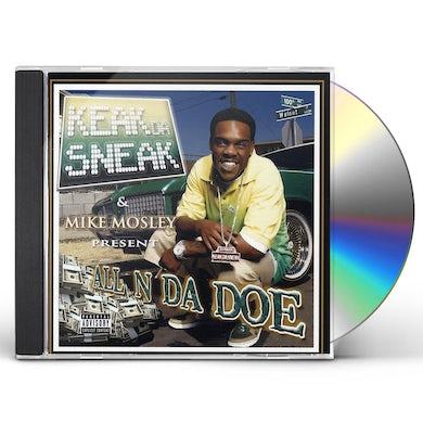 Keak Da Sneak MIKE MOSLEY CD