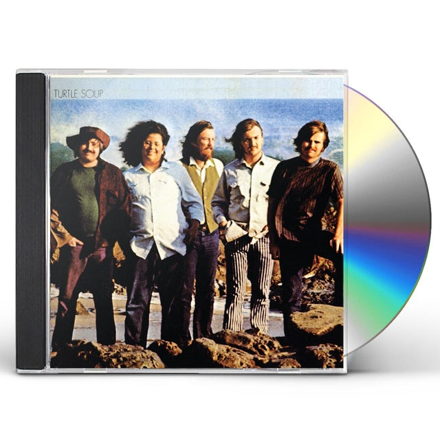 The Turtles TURTLE SOUP CD