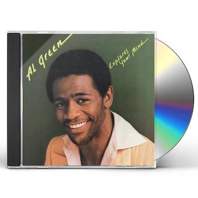 Al Green EXPLORES YOUR MIND CD