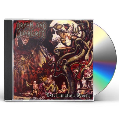 Drawn & Quartered EXTERMINATION REVELRY CD