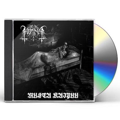 Horna MUSTA KAIPUU CD