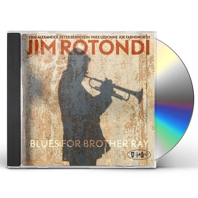 Jim Rotondi BLUES FOR BROTHER RAY CD