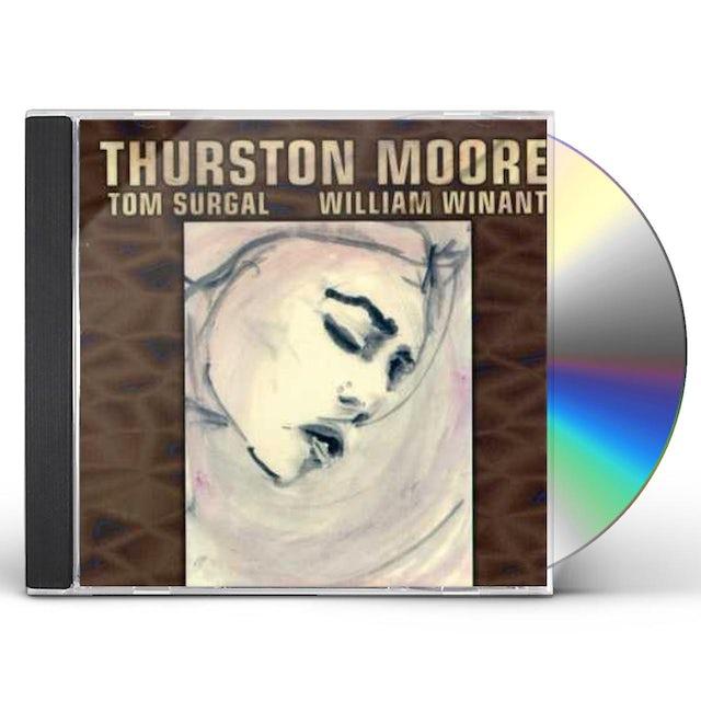 Thurston Moore PIECE FOR JETSUN DOLMA CD