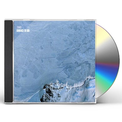 Zombi SURFACE TO AIR CD