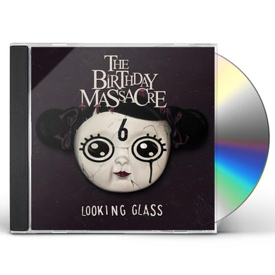 The Birthday Massacre LOOKING GLASS CD