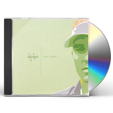 Agape MANY ROOMS CD