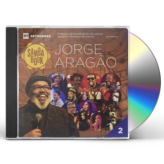 Jorge Aragao SAMBABOOK V2 CD