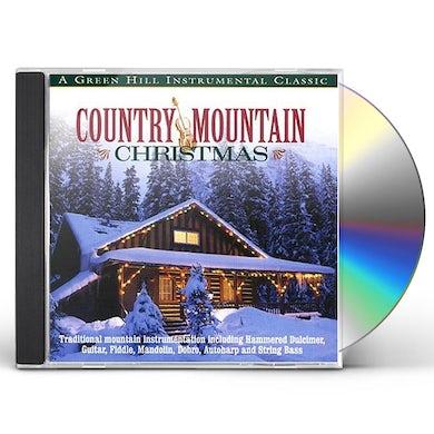 Jim Hendricks COUNTRY MOUNTAIN CHRISTMAS CD