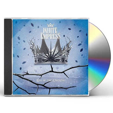 WHITE EMPRESS RISE OF THE EMPRESS CD