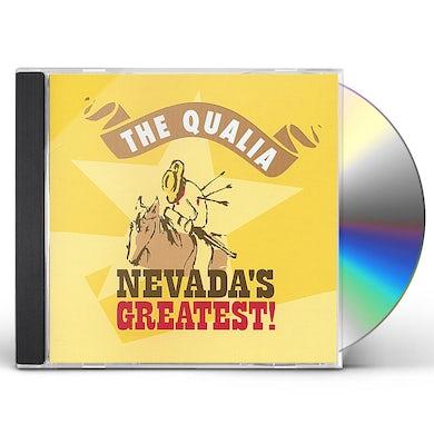 Qualia NEVADAS GREATEST CD