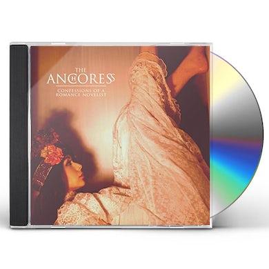 Anchoress CONFESSIONS OF A ROMANCE NOVELIST CD