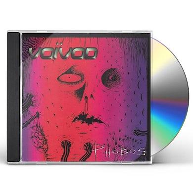 Voivod PHOBOS CD
