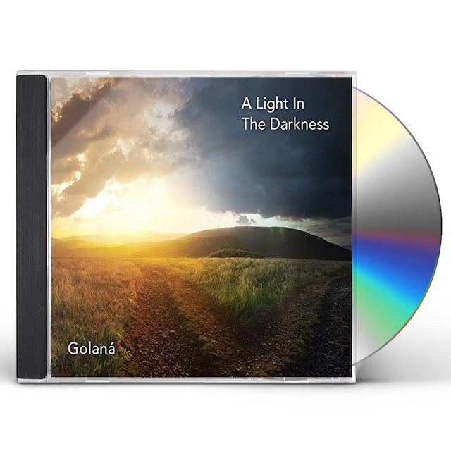 Golana A LIGHT IN THE DARKNESS CD