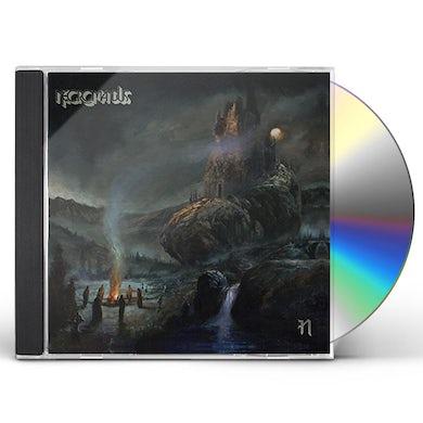 NECROMANDUS CD