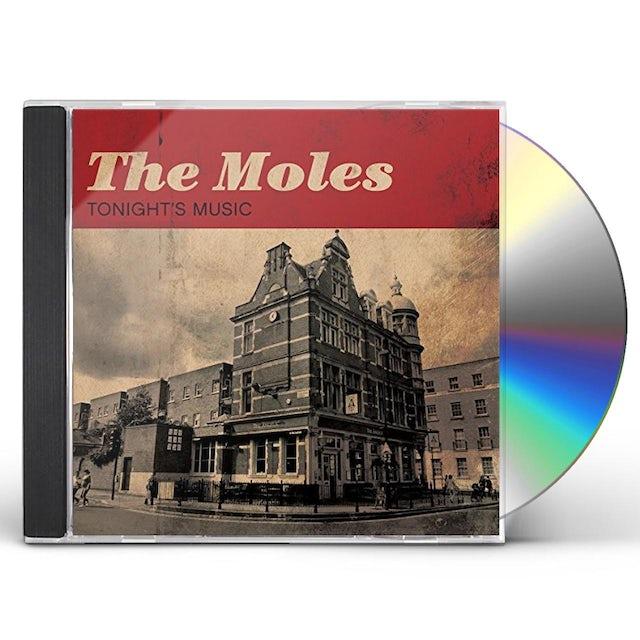Moles TONIGHT'S MUSIC CD