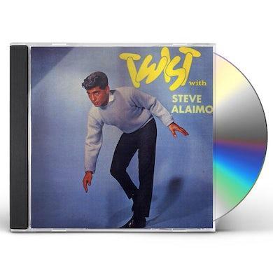 Steve Alaimo TWIST CD
