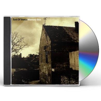 EAST OF VENUS MEMORY BOX CD