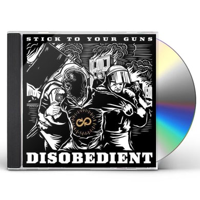 Stick To Your Guns Disobedient [Deluxe] [Digipak] CD