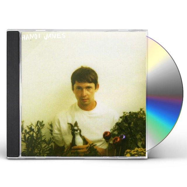 Hanoi Janes YEAR OF PANIC CD