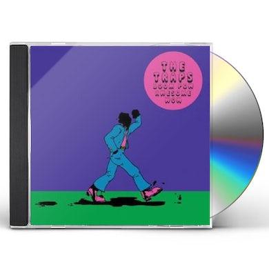 Traps BOOM POW AWESOME WOW CD