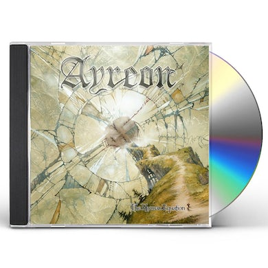 Ayreon HUMAN EQUATION CD