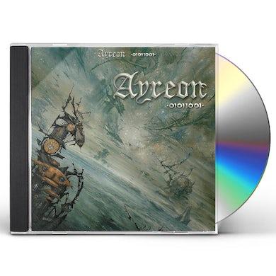 Ayreon 01011001 CD
