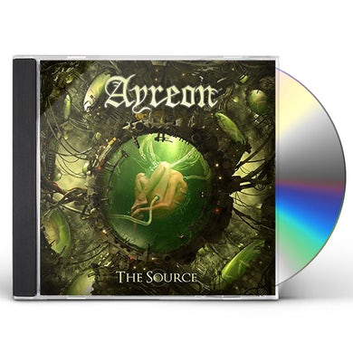 Ayreon SOURCE CD