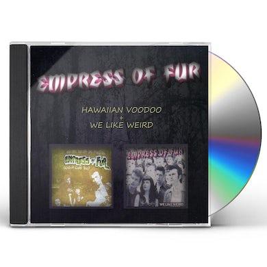 Empress Of Fur HAWAIIAN VOODOO CD
