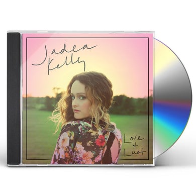 Jadea Kelly LOVE & LUST CD
