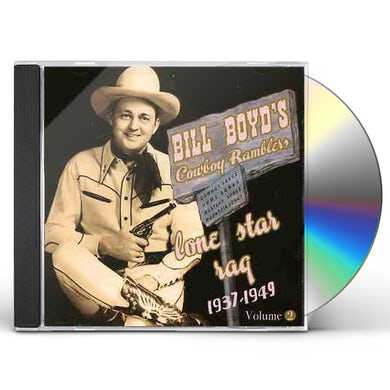 Bill Boyd LONE STAR RAG: 1937-1949 2 CD