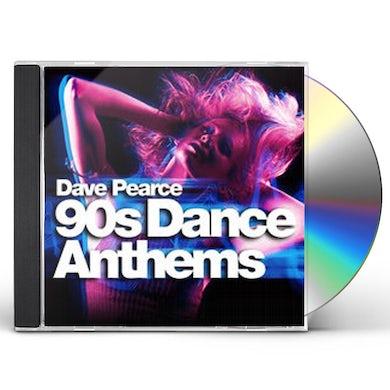 Dave Pearce 90S DANCE ANTHEMS CD