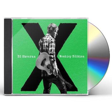 Ed Sheeran x [Wembley Edition] [Deluxe Edition] CD