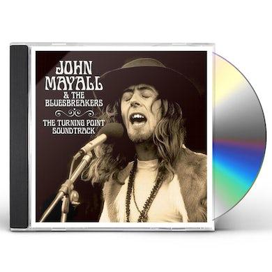 John Mayall GODFATHER OF BRITISH BLUES / TURNING POINT CD