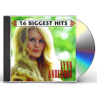 Lynn Anderson 16 BIGGEST HITS CD