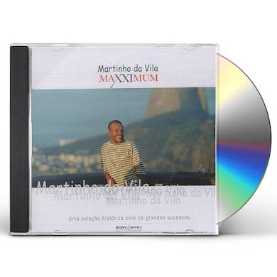 Martinho da Vila MAXXIMUM CD