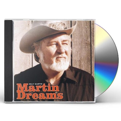 Billy Martin MARTIN DREAMS CD
