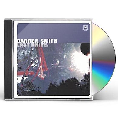Darren Smith LAST DRIVE CD