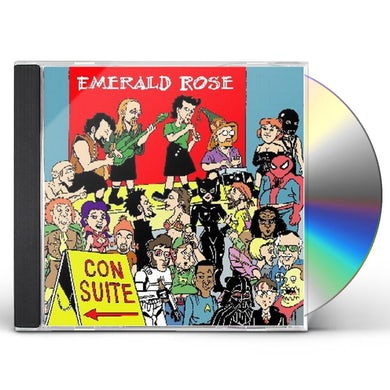Emerald Rose CON SUITE CD