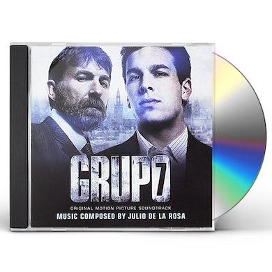 Julio De La Rosa GRUPO 7 / Original Soundtrack CD